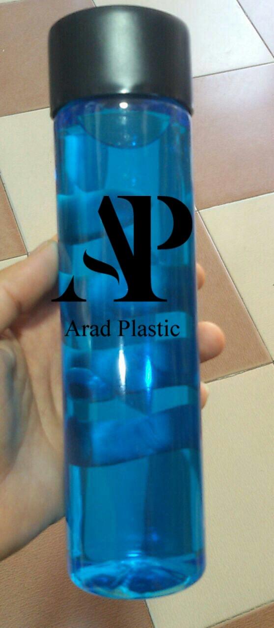 بطری پلاستیکی نیم لیتری وس